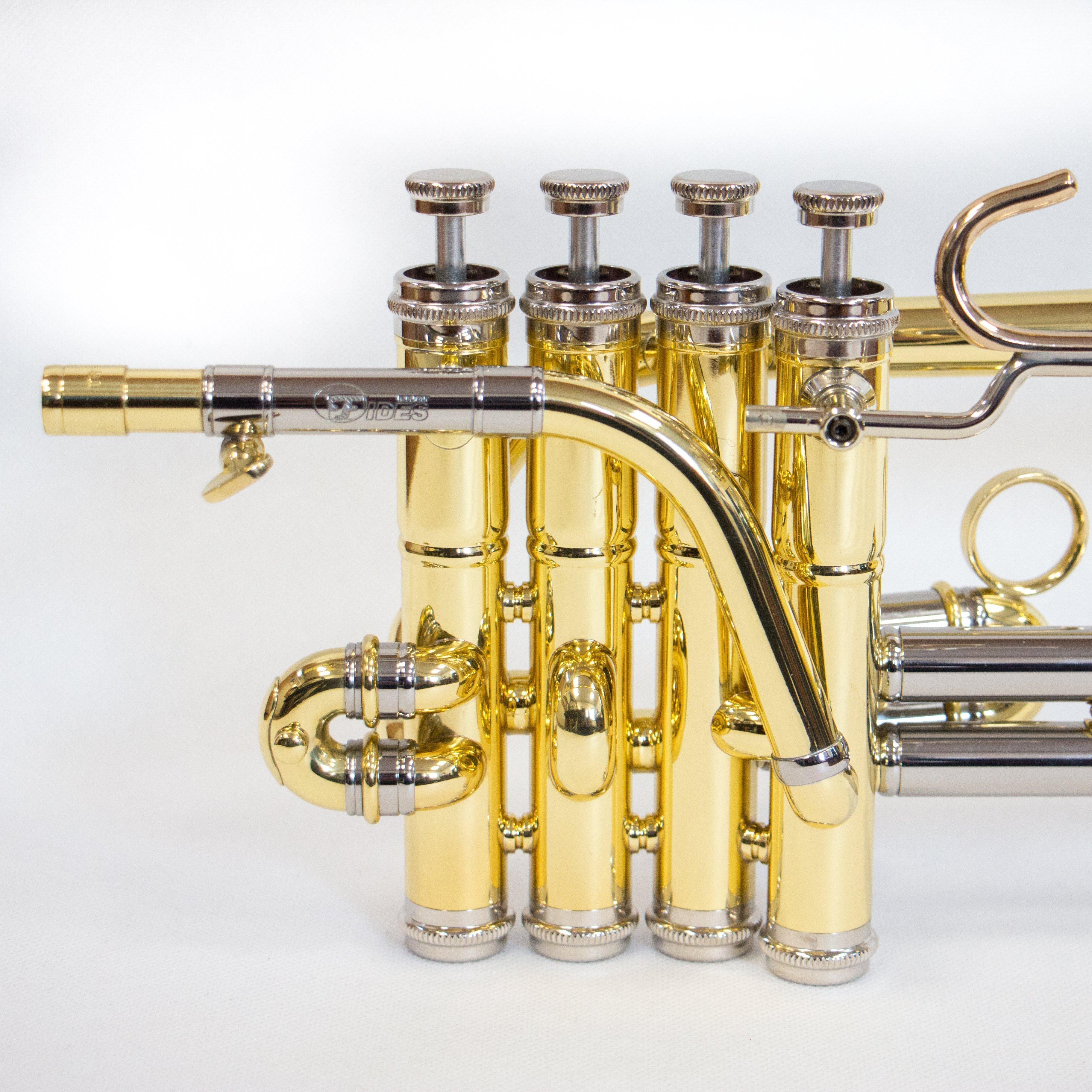 Trombino laccato Fides-2
