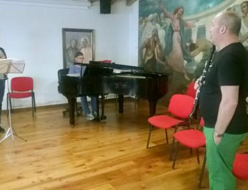 """Master Class """"Clarinetto in famiglia"""" a Schilpario"""