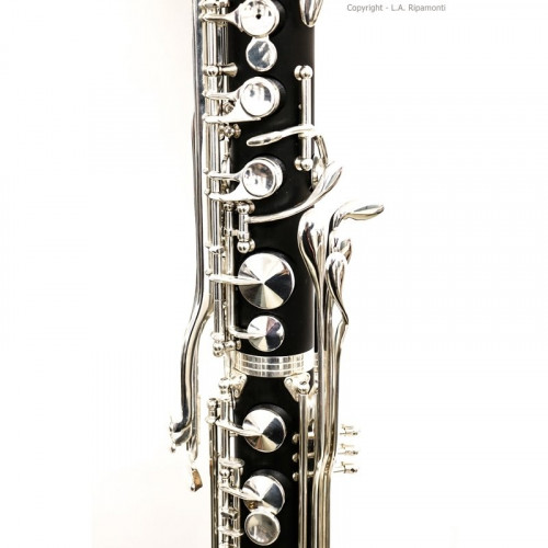 121S-2 clarinetto basso la ripamonti
