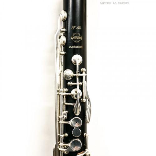 320 clarinetto basso la ripamonti