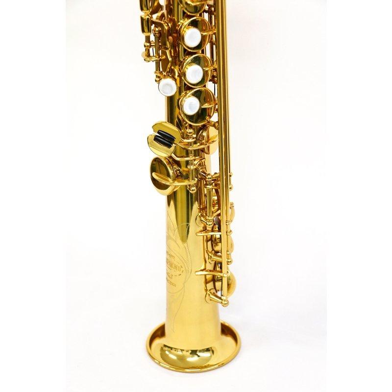 Sax Soprano laccato