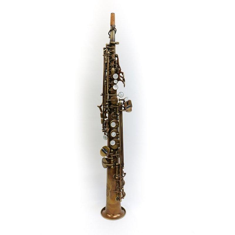 Sax soprano vintage