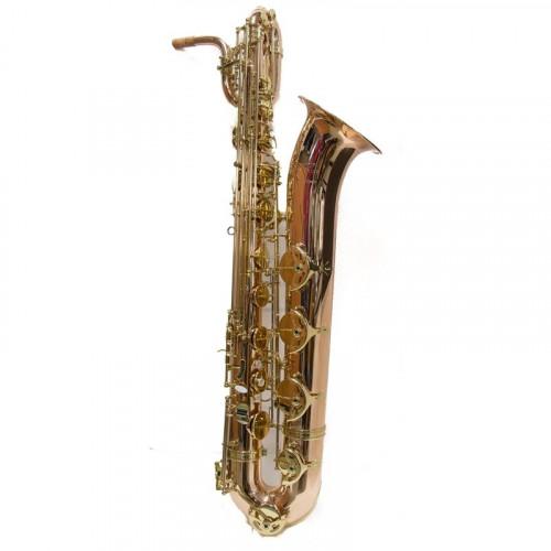 Sax baritono rame rosa