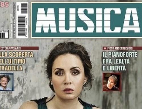 Ripa sulla rivista MUSICA! Vieni a leggere cosa dicono di noi e i nostri Clarinetti