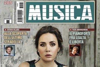 copertina rivista MUSICA