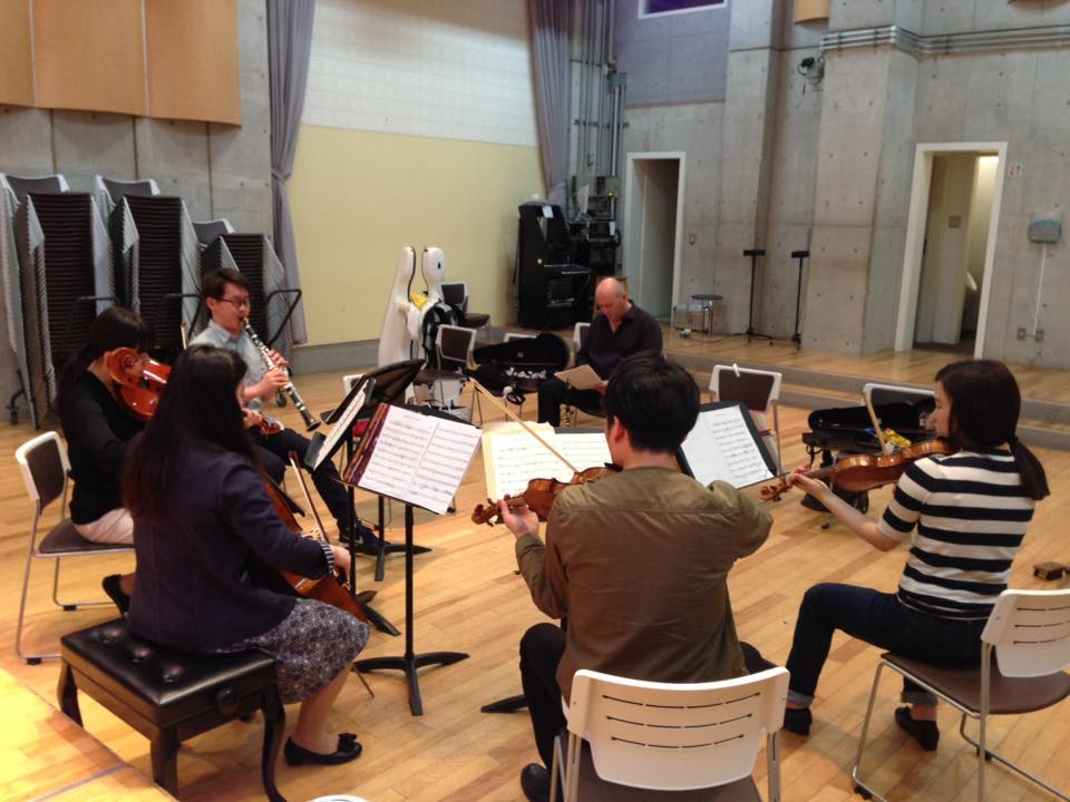 mini orchestra paolo