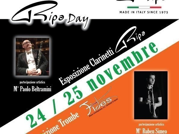 Ripa Day a Velletri con Beltramini e Simeo