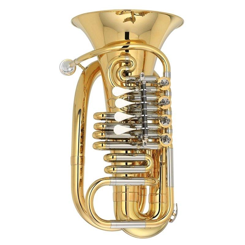 Mini tuba Fa ZO laccata