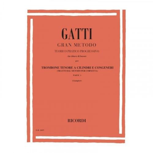 metodo Gatti per trombone