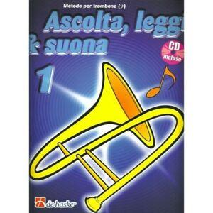Trombone in chiave di tenore 1