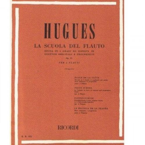 Hugues scuola del flauto