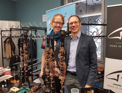 Expo di clarinetti a Berna (Svizzera)