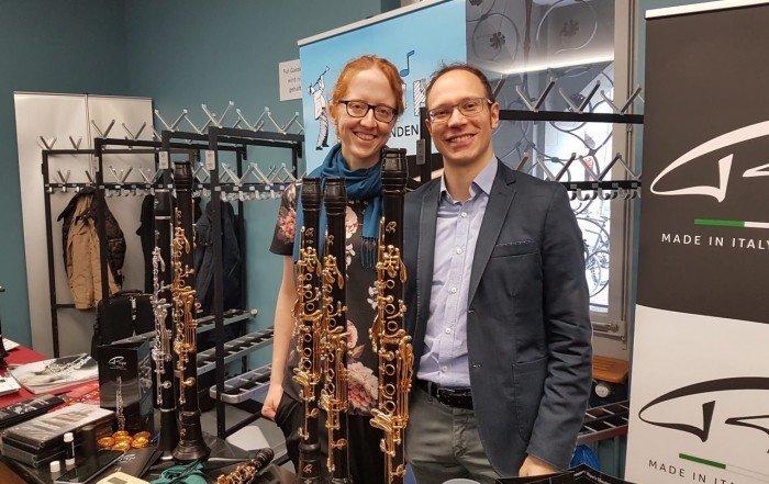 esposizione clarinetti berna