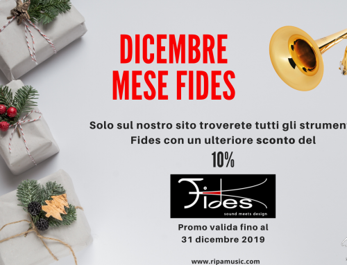 Dicembre: mese Fides!