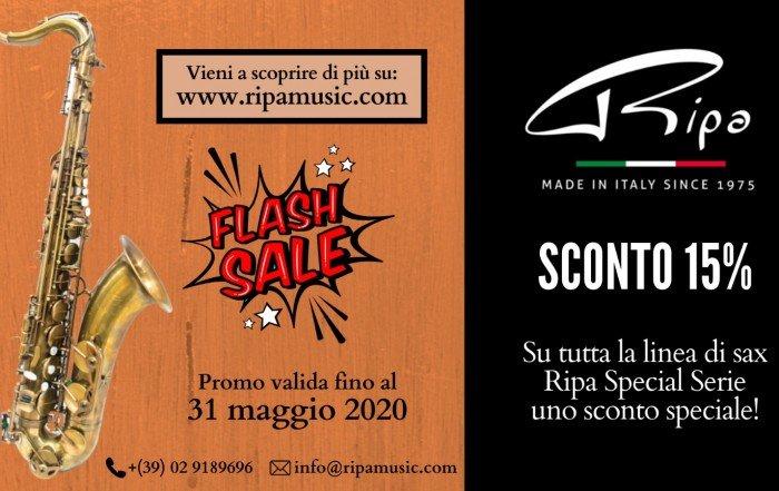 Ripa sconto sax special serie