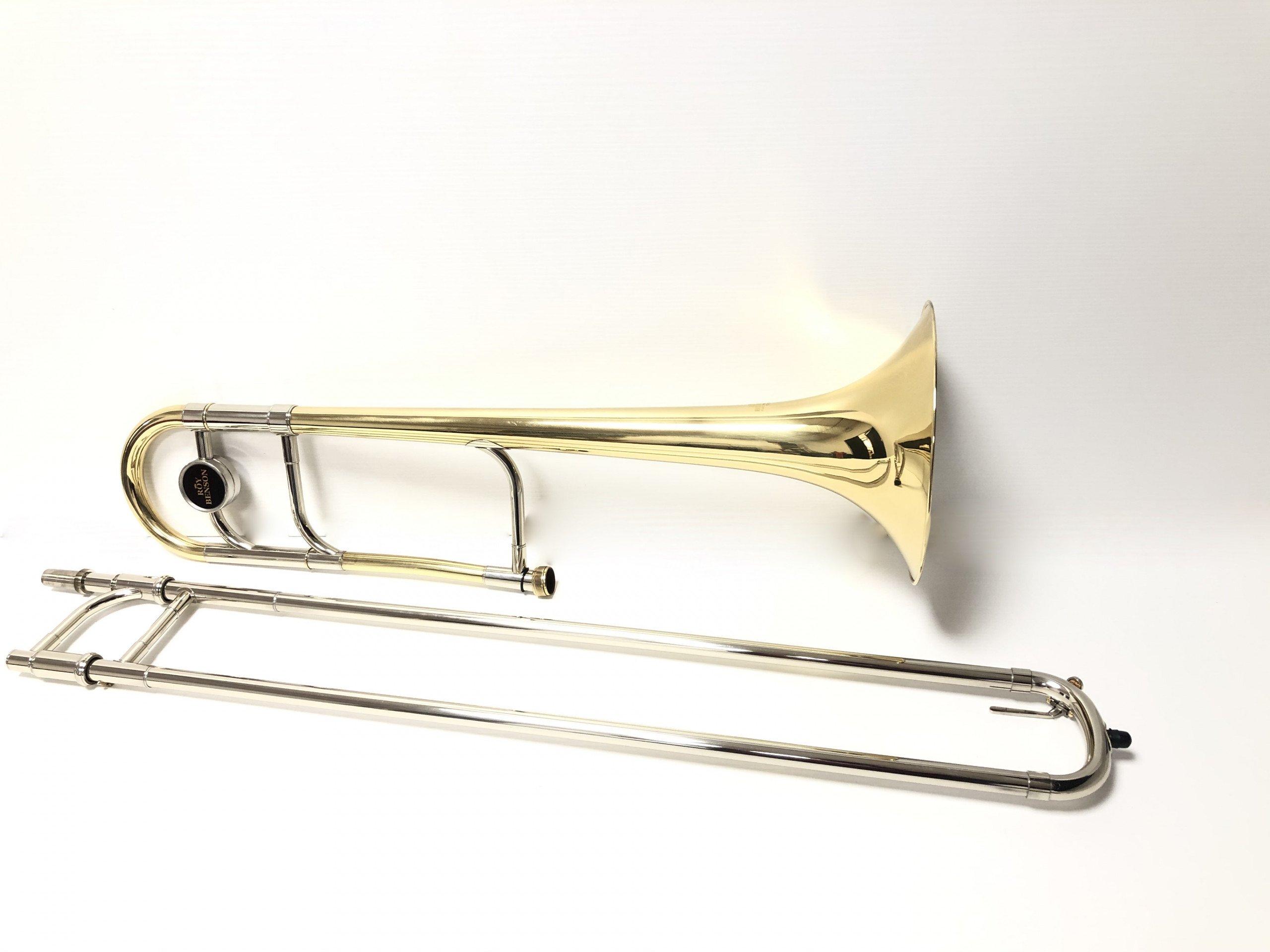 trombone roy benson 3