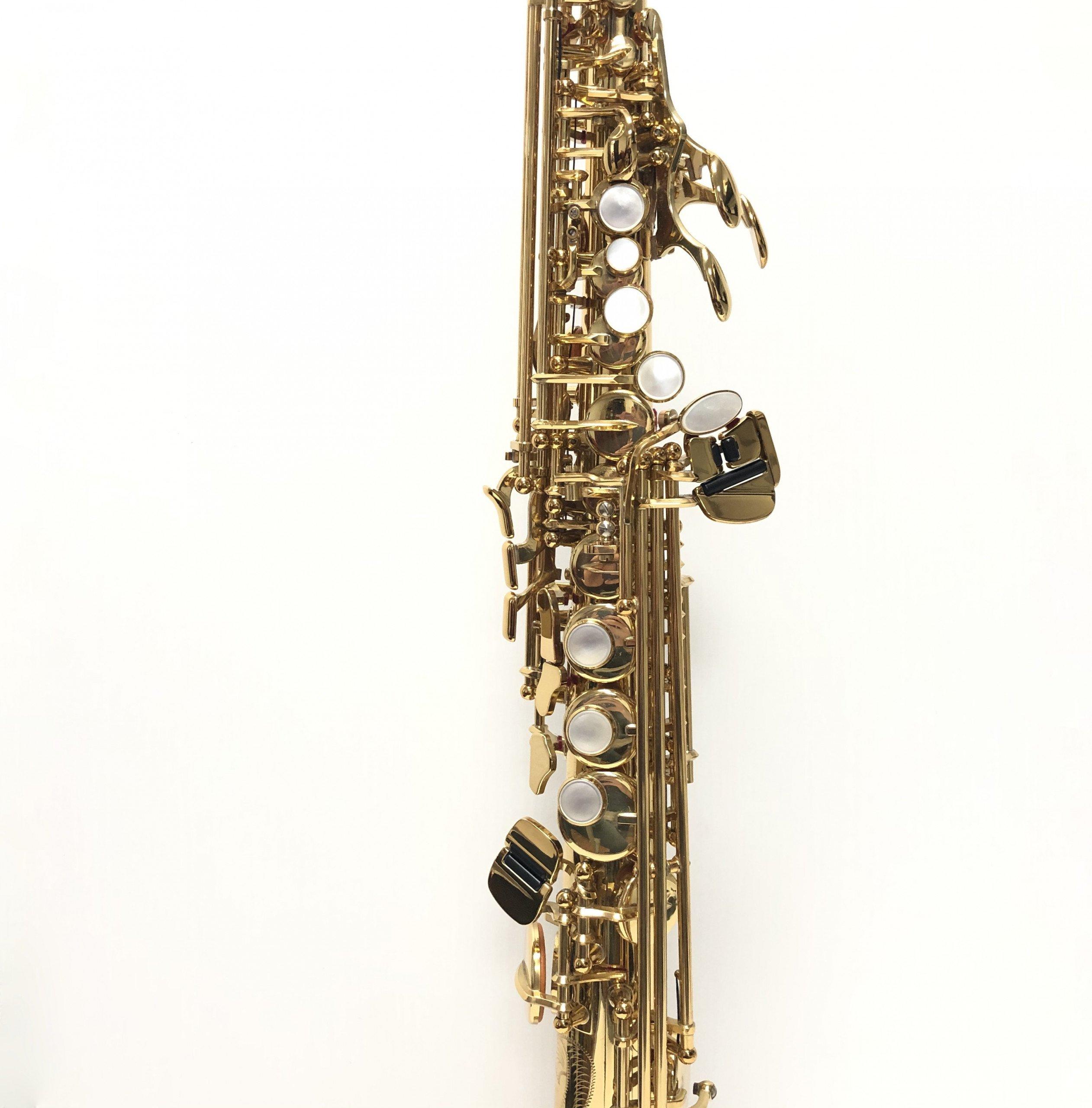 chiavi sax soprano custom ex x galleria