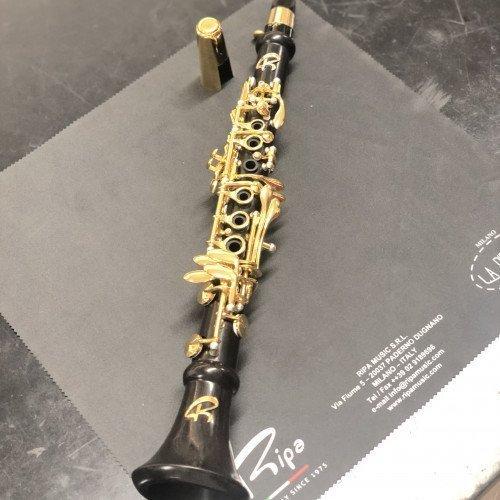 Clarinetto piccolo Lab Oro 2 immagine articolo