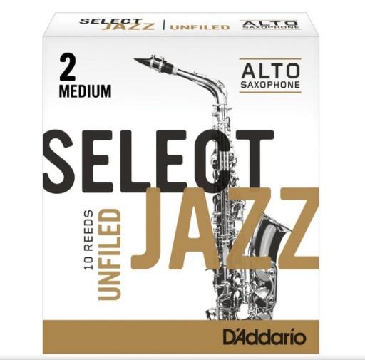 select jazz alto rico