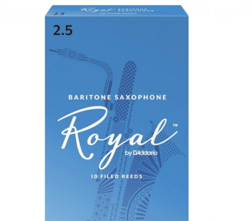 rico royal baritono